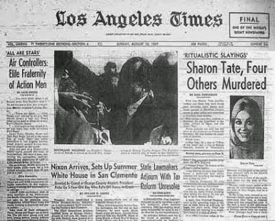 Image result for la times manson murders